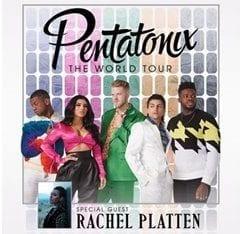 Pentatonix Brings World Tour to TaxSlayer Center