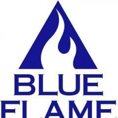 Blue Flame Burns Bright For Storage Needs
