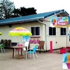 Flamingos Offers Colorful Ice-Cold Creations