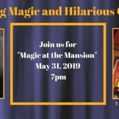 Magic At The Mansion Appears At Renwick
