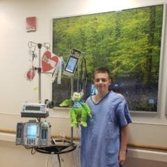 Local Teen Keeping His Spirits High After Heart Transplant