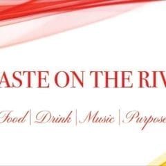 Support the Red Cross at A Taste on the River 2019