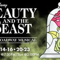 Timeless Classic Beauty and the Beast Playing Soon at QCMG!