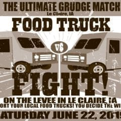 The Throw Down Continues at This Year's Food Truck Fight!
