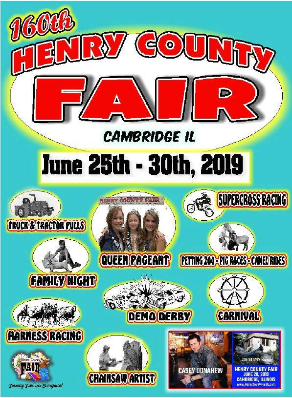 Iowa Gas Prices >> Henry County Fair Celebrates 160 Years | Quad Cities