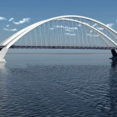 Get A Great View Of The New I-74 Bridge At Rock Island Public Library