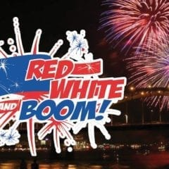 Red, White & BOOM Will Explode Throughout the Quad Cities!