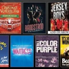 Adler Theater Announces Broadway Season