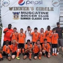 Top-Rated Youth Soccer Team in the Quad-Cities Holding Tryouts