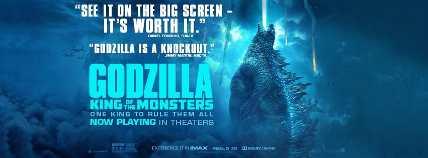 Eventures with Sean and Jackson - Godzilla King of the Monsters Review