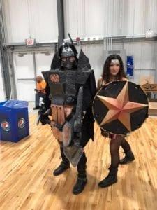 QC Scene Invades Planet Funk Con!