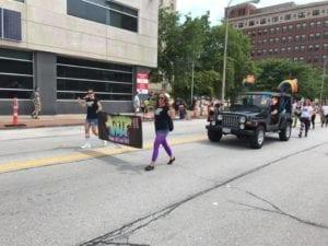 Rainbow Rises Over Quad-Cities With Q-C Pride Week