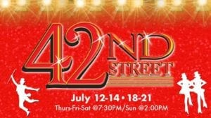 Take A Trip Down 42nd Street With QCMG