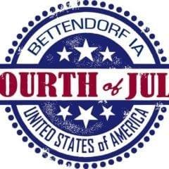Bettendorf Celebrating America's Birthday in Style
