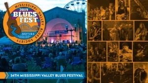 Mississippi Valley Blues Festival Moves Into Murphy Park