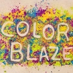 Run for a Day and Give Hope For a Lifetime at the Color Blaze 5k!