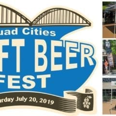 Get Your Drink on At Quad Cities Craft Beer Fest!