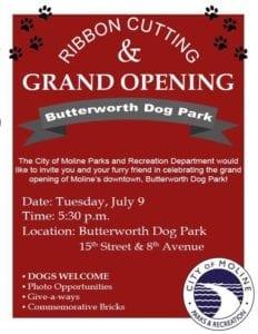Brand-New Butterworth Dog Park Opening Soon!