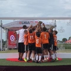 EMSSC Renegades Return Home Victorious From USA Cup