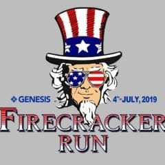 Celebrate Independence at the Genesis Firecracker Run!