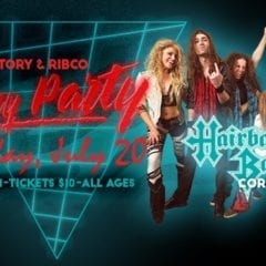 Hairbangers Ball and Corporate Rock Coming to The District!