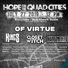 There is Hope for the Quad Cities at this Festival!