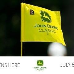 John Deere Classic Returns to the Quad Cities!