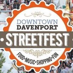 Downtown Davenport Street Fest is Back!