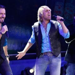 Texas Tenors Treating Fans At Adler Theater