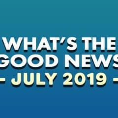 What's The Good News For July, Quad-Cities?