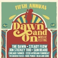 Dawn and On Music Festival Shining On Schwiebert Park