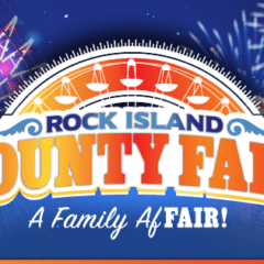 Rock Island County Fair Kicks Off Today With Free Family Day!