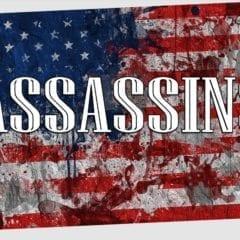 Assassins Shooting For Black Box Theatre