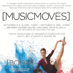 Ballet Quad Cities Returning With MUSICMOVES This Week
