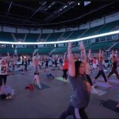 Free Community Yoga Returns to the TaxSlayer!