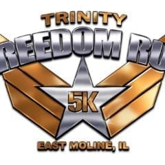 Freedom Run Tradition Continues in East Moline