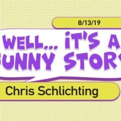 Well... It's a Funny Story - EP03: Jeff Adamson