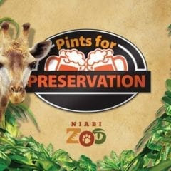 Enjoy Some Pints for Preservation at Niabi Zoo!