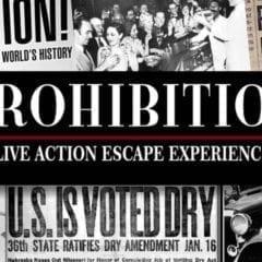 Prohibition Returns to Skellington Manor in Rock Island