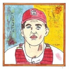 Quad Cities Icons: Gene Oliver from Moline, IL – Professional Baseball Player
