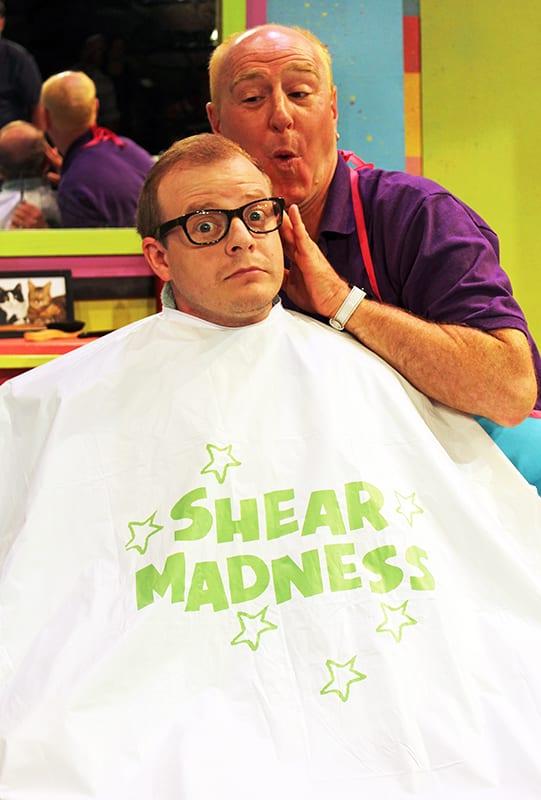 Eventures - Shear Madness