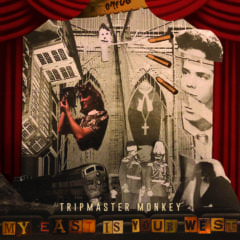 Tripmaster Monkey New Record 'My East Is Your West' Due August 6!