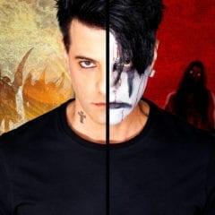 Mindfreak Criss Angel Gets RAW at Adler Theatre