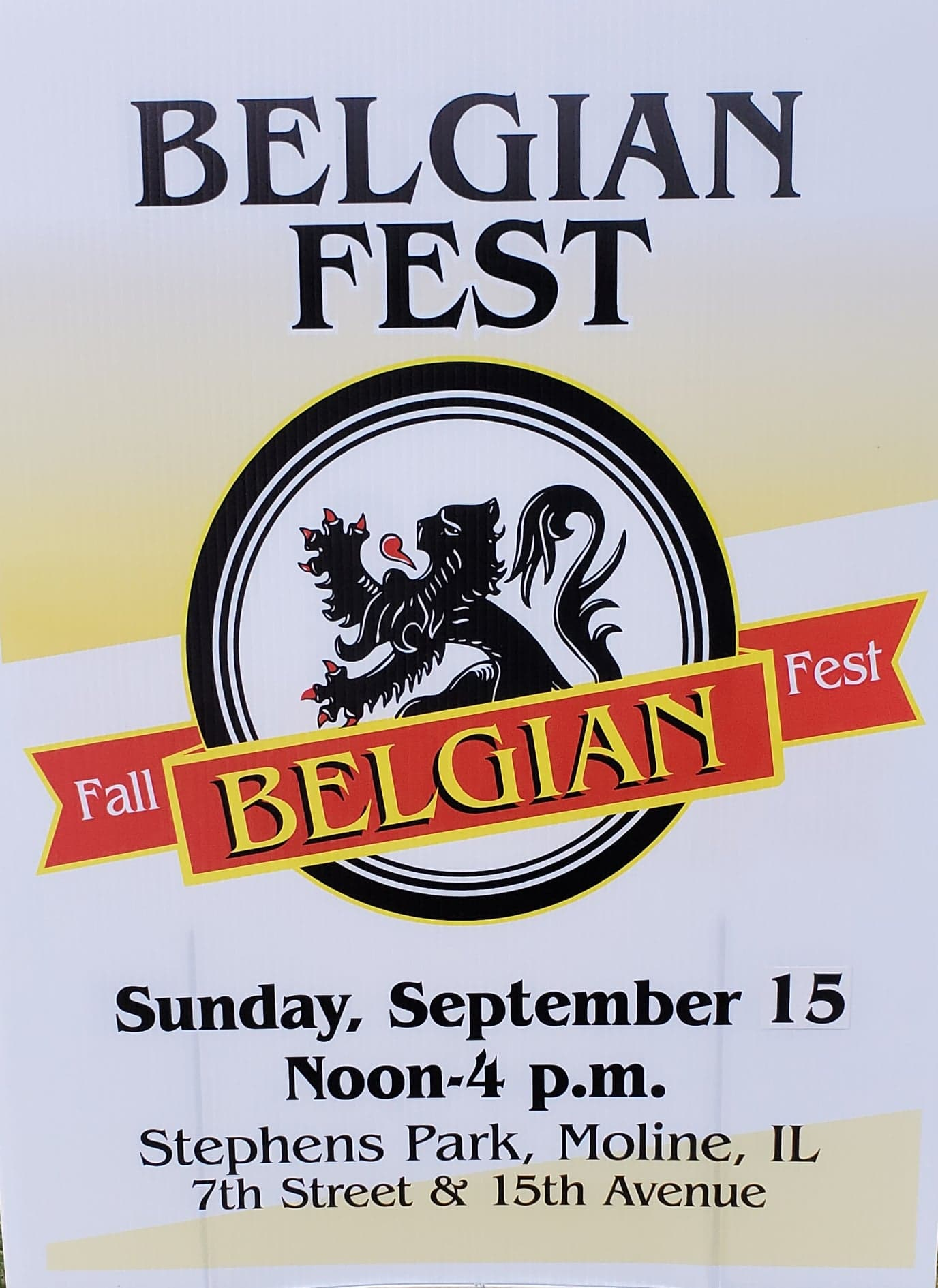 Flemish Fun Continues At 7th Annual Fall Belgian Fest Quad Cities