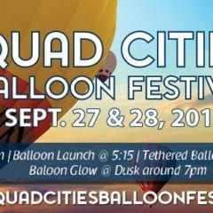 Up, Up, And Away With Balloon Festival This Weekend!