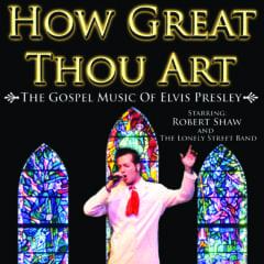 Elvis Bringing A Hunka Hunka Burnin' Gospel To Circa