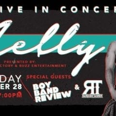 Here Comes the Boom! Nelly Heads to Rock Island