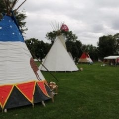 Experience Native American Culture at 2019 Tipi Gathering