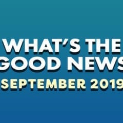 What's The Good News For September?