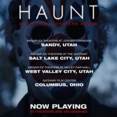 'Haunt' Is A Hit; Beck And Woods Film Expanding To New Theaters